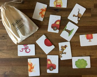 Montessori Puzzle.Boy Montessori Toy.Fine Motor Skills.Toddler Learning.Waldorf.Educational Toys For Toddlers.Reggio