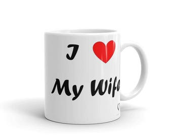 Love Mug... Get Your Significant Other This Mug So They Can Remember You Every Cup of Coffee or Tea