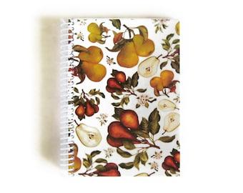 Pears Notebook A5 Spiral Bound