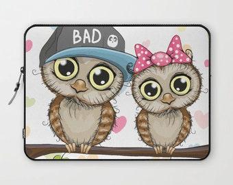 CUTE~~OWL  -Laptop Sleeve