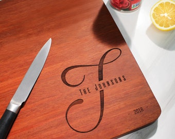 Personalized Cutting Board Personalized Custom Cutting Board Wedding Gift Cutting Board Engraved Cutting Board Anniversary Cutting Board 30