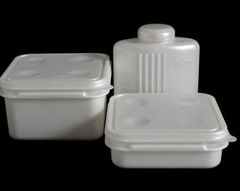 Igloo Sandwich Containers, Plastic Containers, Igloo Cooler Inserts, Water Canteen Refreeze Bottle