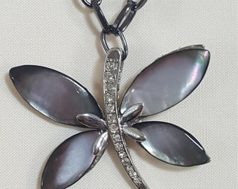 Firefly Charm Necklace