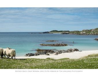 Bostadh Beach, Great Bernera, Lewis, Outer Hebrides