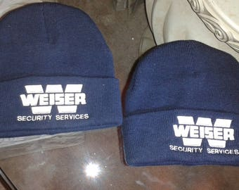 Weiser Security Knit Caps