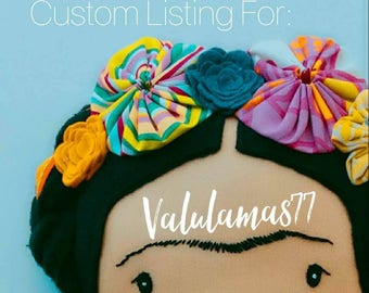 "18"" Studio Girl - Custom Listing for Valu"