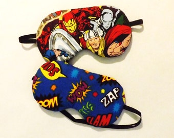 Clearance - Set of 2 Sleepmasks - Comes As Shown
