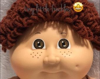 Vintage Cabbage Patch Kid (custom)