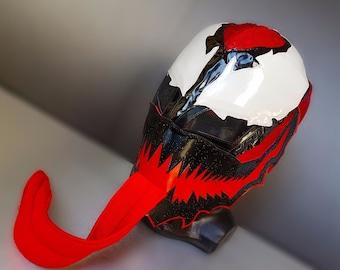 carnage wrestling mask luchador costume wrestler lucha libre mexican mask maske cosplay