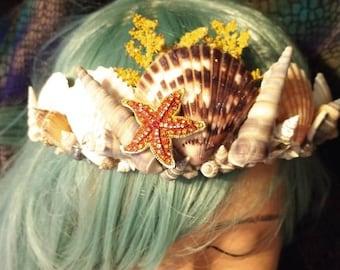 Seastar Mermaid Crown