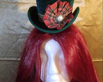 Merida Inspired Mini top Hat