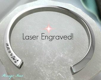 Cremation urn bracelet / cremation jewelry / urn bracelet for ashes / Dad memorial jewelry // ashes bracelet / Dad cremation bracelet