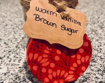 Whipped Warm Vanilla Brown Sugar