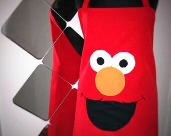 Sesame Street Elmo Kitchen Apron