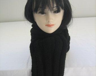 100% merino wool scarf man/woman