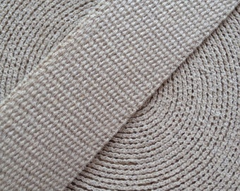 100% Hemp & Hemp Organic Cotton Webbing (5806.10.90.00)