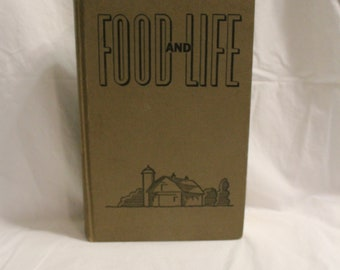 Food and Life, 1939, Agriculture yearbook, Annual US Department of Agriculture book, Crops and livestock, Farm life, Reference book