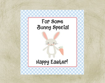 Easter tags some bunny thinks youre great printable tags easter tags easter bunny tags easter basket tags some bunny special tags easter gift tags easter gift enclosures bunny tags springtag negle Gallery