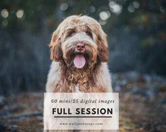 Full Pet Photo Session