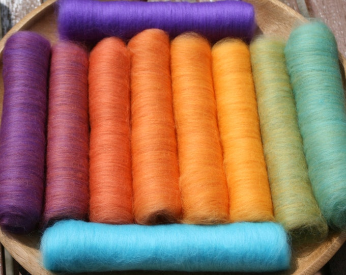 Tropical Paradise XL Gradient Batt Set - 150g