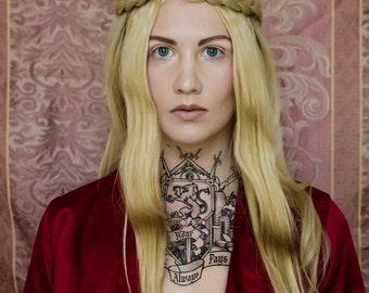 Hear me Roar Temporary Tattoo