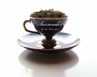 Tea Master Jane | Surrender Tea | Organic infusion with lavender, lemon and mint