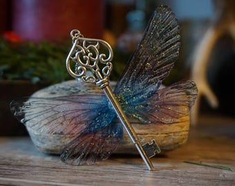 Flying Key - Ombré Blue