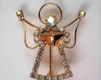 Angel Pin for Christmas / Hanukkah Holidays - 5737