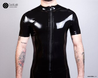 Latex Basic T-Shirt