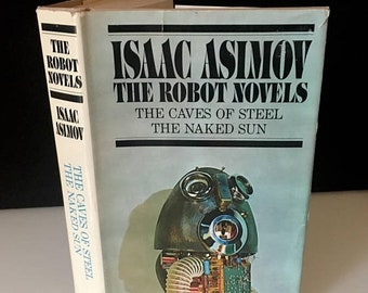 World Cup of Sales Isaac Asimov - The Robot Novels (Caves of Steel/The Naked Sun) HBDJ BCE Classic Science Fiction