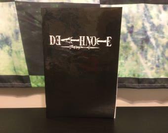Death Note Blank Notebook Sketchbook Journal Diary Slim