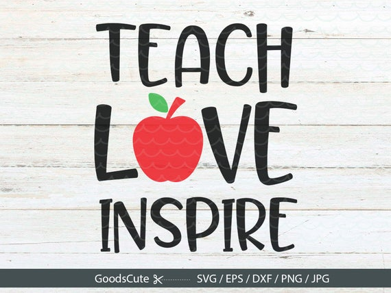 teach love inspire svg teacher life svg teacher svg teaching rh etsy com clipart teaching and learning teaching clipart images