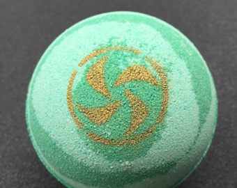 Minuet of Forest Inspired Bath Bomb WITH Charm Inside!