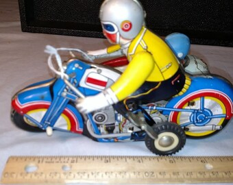 wind up motorcycle