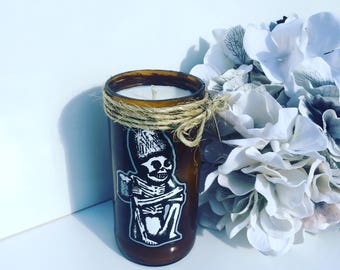 Rogue Dead Guy beer Candle