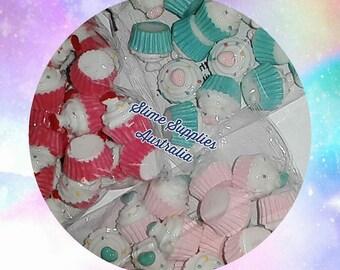 Cupcake charms