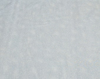 Silver Frost Cotton Fabric from Hoffman Fabrics