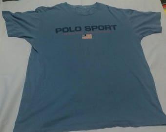 Vintage polo sport polo stadium era 90s shirt
