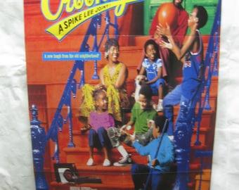 Crooklyn 1994 Movie Poster mp097