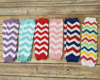 Baby leg warmers - pick your color