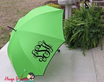 Monogram - Personalized Umbrella