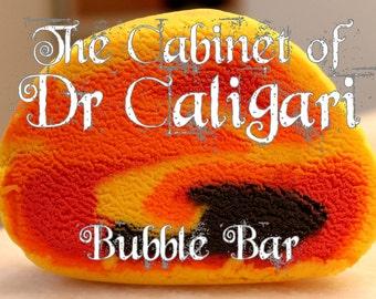 Classics of Horror Cinema The Cabinet of Dr Caligari DOUBLE BATCH Bubble Bar (Autumn Leaves Scent) Bath Bubble Lush Steampunk Gift