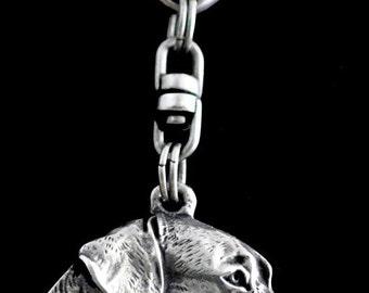 Labrador Retriever, dog keyring, keychain, limited edition, ArtDog