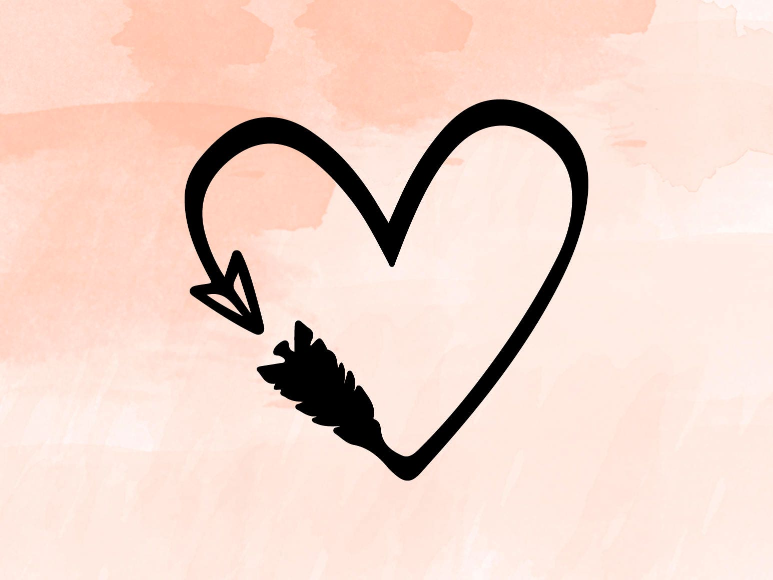 Download Heart SVG Heart Cut File Love Svg Files Love Clipart