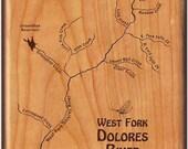 DOLORES - WEST FORK River...