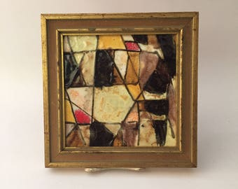 Harris Strong Style Geometric Abstract Tile
