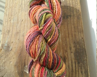 Fall Foderal, 230 yards, Worsted weight