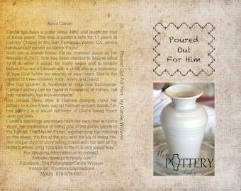 DVD ~ Poured Out For Him
