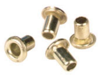 Dollhouse Miniature Small Hollow Eyelets, Pkg of 20 #CK1023NOS