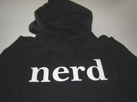 Toy Nerd Hoodie - Men S M L XL 2x 3x - Rotofugi Hoody Sweatshirt - Designer Toys, Vinyl Toys, Geek - 3 Colors
